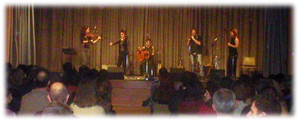Rencontres musicales irlandaises. tocane st apre
